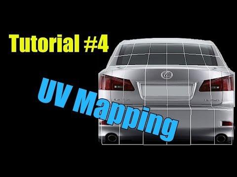 Blender Made Easy! Tutorial 4: UV Mapping/AO Baking