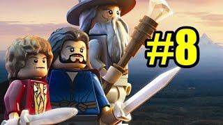 Смотреть Лего Хоббит прохождение #8