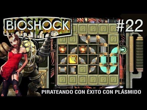 438. BIOSHOCK #22 | CÓMO PIRATEAR CON ÉXITO | BIOSHOCK WALKTHROUGH | Episodio 3 Gameplay Bioshock