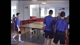 Настольный  теннис из забытых 90х