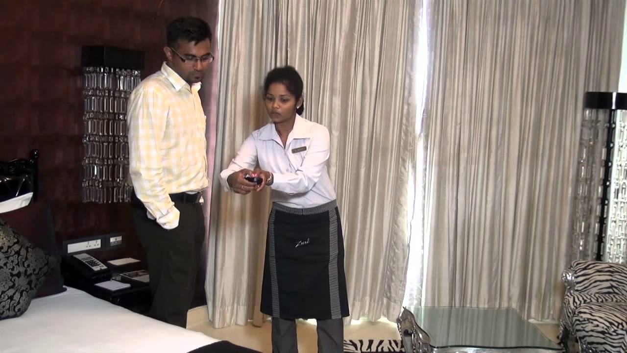 Hospitality Roles and Responsiblities of a Housekeeping Room Attendant  YouTube