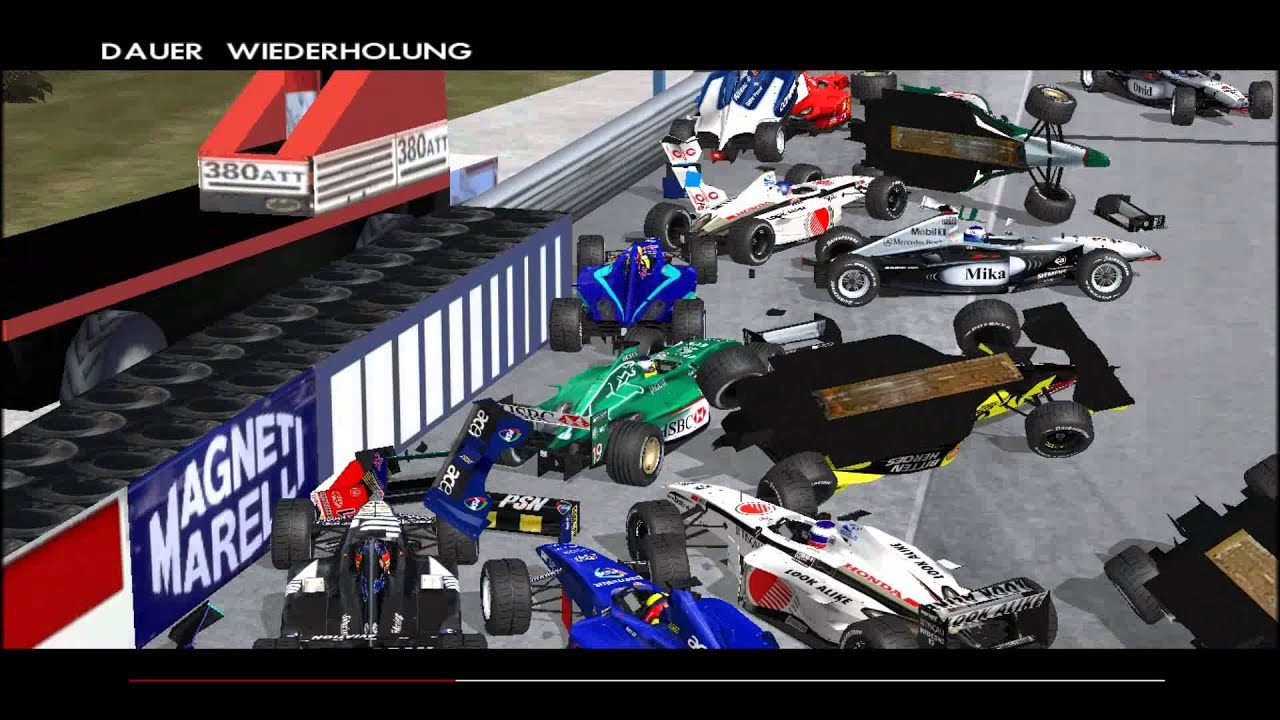 horror unfall in monte carlo formel 1 youtube. Black Bedroom Furniture Sets. Home Design Ideas