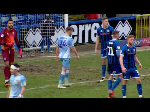 Rochdale Coventry Goals And Highlights