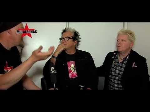 THE OFFSPRING INTERVIEW - talking Offsprings