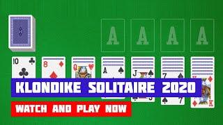 Klondike Solitaire 2020 · Game · Gameplay