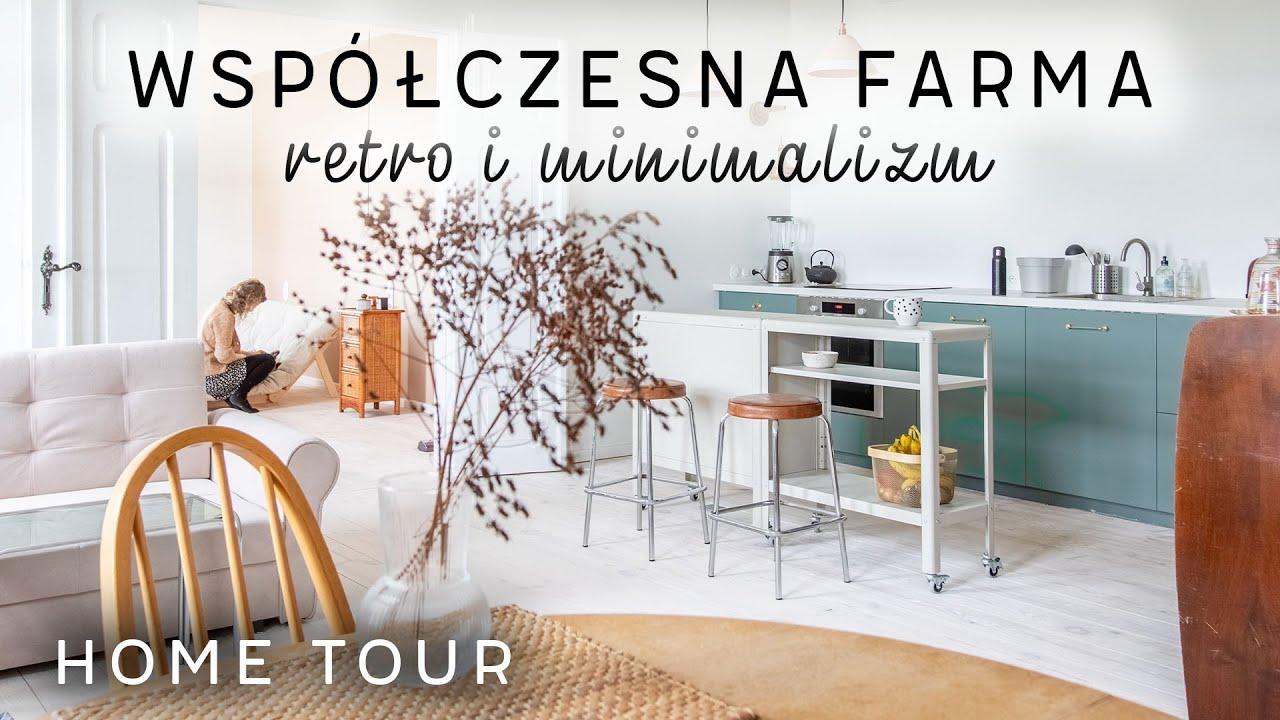 Minimalistyczne mieszkanie w stonowanych kolorach + sentymentalne akcenty | HOME TOUR u Asi Glogazy