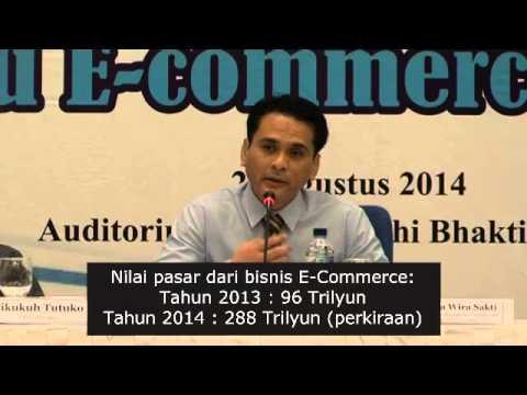 Seminar e-Commerce ~ Moderator