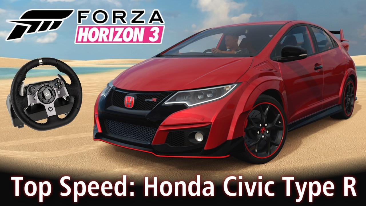 Top speed honda civic type r racha com charger r t e for Honda civic type r top speed