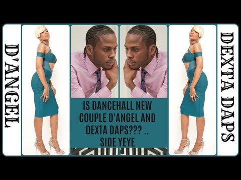 who is d'angel dating now