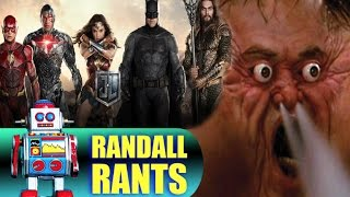 JUSTICE LEAGUE Trailer Hate Comments - RANDALL RANTS #6
