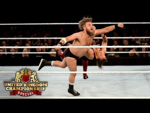 Trent Seven vs. Pete Dunne - U.K. Title No. 1 Contender's Match: WWE U.K. Championship Special, Ma..