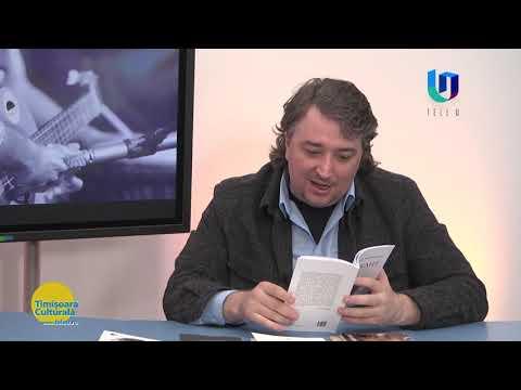 TeleU: Rodica Draghincescu la Timișoara Culturală