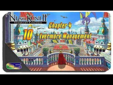 Ni no Kuni II Revenant Kingdom Gameplay Walkthrough Part 10 Kingdom Management