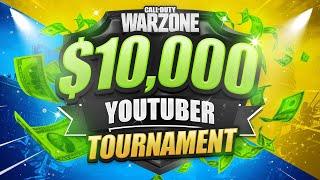 🔴 $10,000 WARZONE TOURNAMENT (Elgato Off Season)