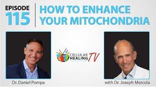 Dr. Joseph Mercola Discusses Enhancing Your Mitochondria - CHTV 115