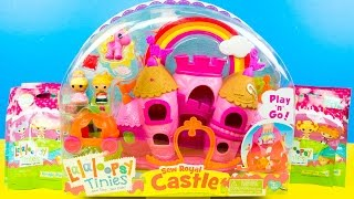 Lalaloopsy Tinies Sew Royal Castle & Blind Bags