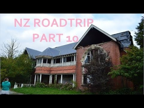 ABANDONED MANSION/BOARDING HOUSE | NZ Roadtrip #10