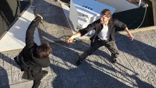James Croak Stunt Performer Reel