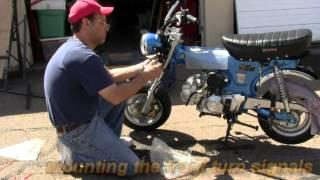 Trail Buddy - Skyteam 125cc Honda Clone