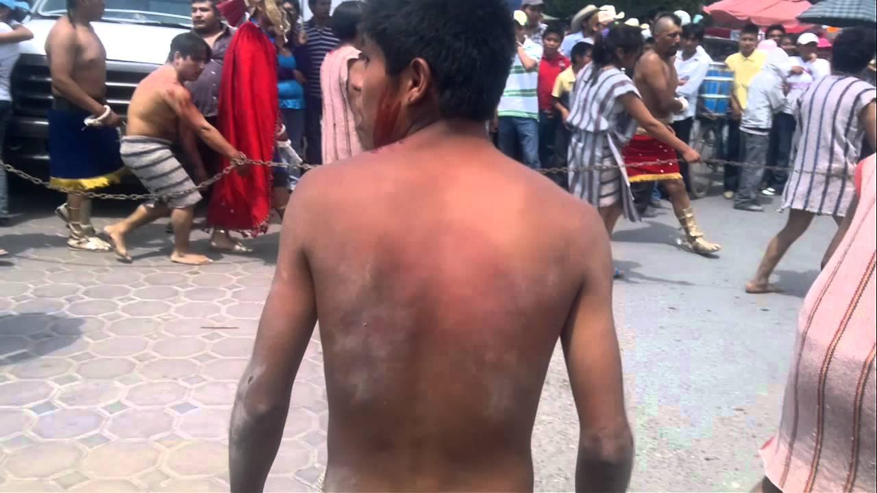 Los Esclavos De Santa Maria Actipan Puebla Youtube