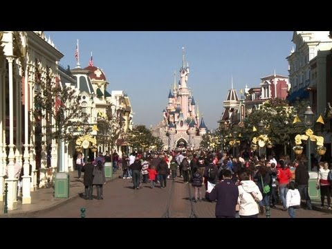Disneyland Paris turns 20, with mixed results