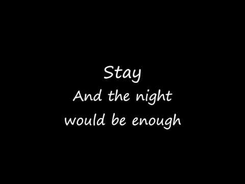 U2 Stay Faraway so close Lyrics