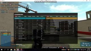 vss vintorez gameplay!!! | Roblox Phantom Forces Beta