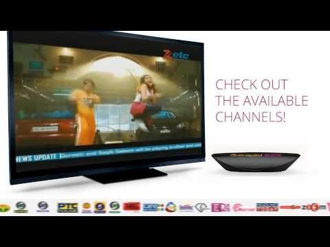 Hindi IPTV Receiver DeesiTV