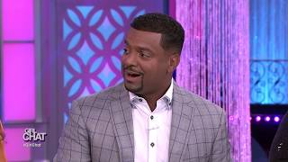 FULL INTERVIEW PART TWO: Alfonso Ribeiro on His Favorite Music and More!