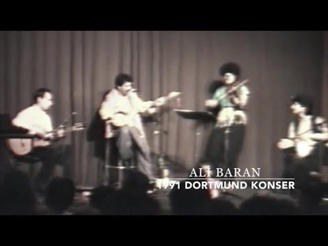 ALİ BARAN - (1991) DORTMUND KONSERİ