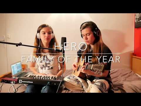 HERO - FAMILY OF THE YEAR (Cover)