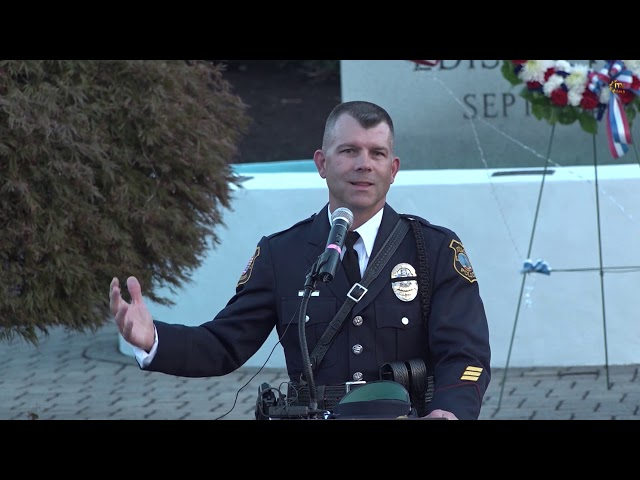 Edison Township Honors & Remembers 9/11 Victims, Families & More- 18th Anniversary - New Jersey