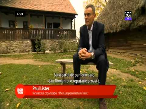 Paul Lister talking about Romania's real potential