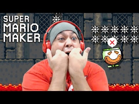 I THINK I NEED A BREAK.. [SUPER MARIO MAKER] [#115]