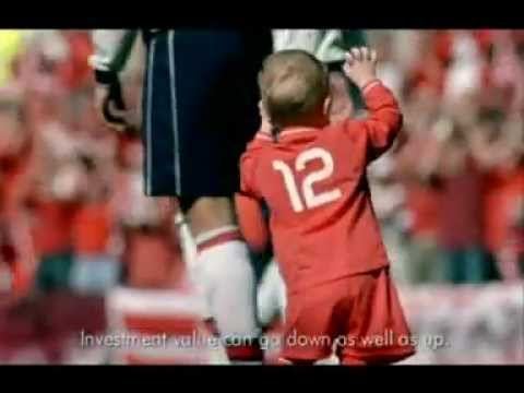 Child Trust Fund commercial