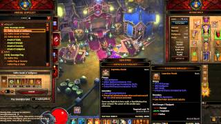 Zero 5 Dog WD rolls 57 Hellfire Amulets