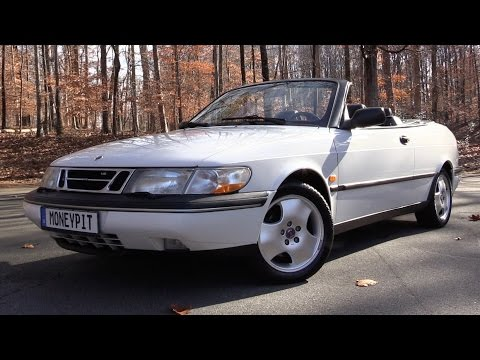 My SAAB Story - Saab 900 SE Convertible In Depth Review & Road Test (1 Million Subscriber Special!)