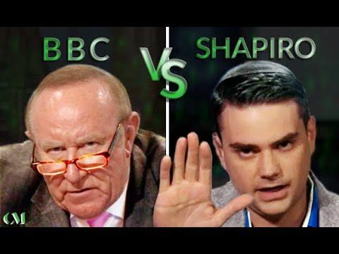 Ben Shapiro DESTROYED By BBC's Andrew Neil (ALPHA BATTLE Analysis)