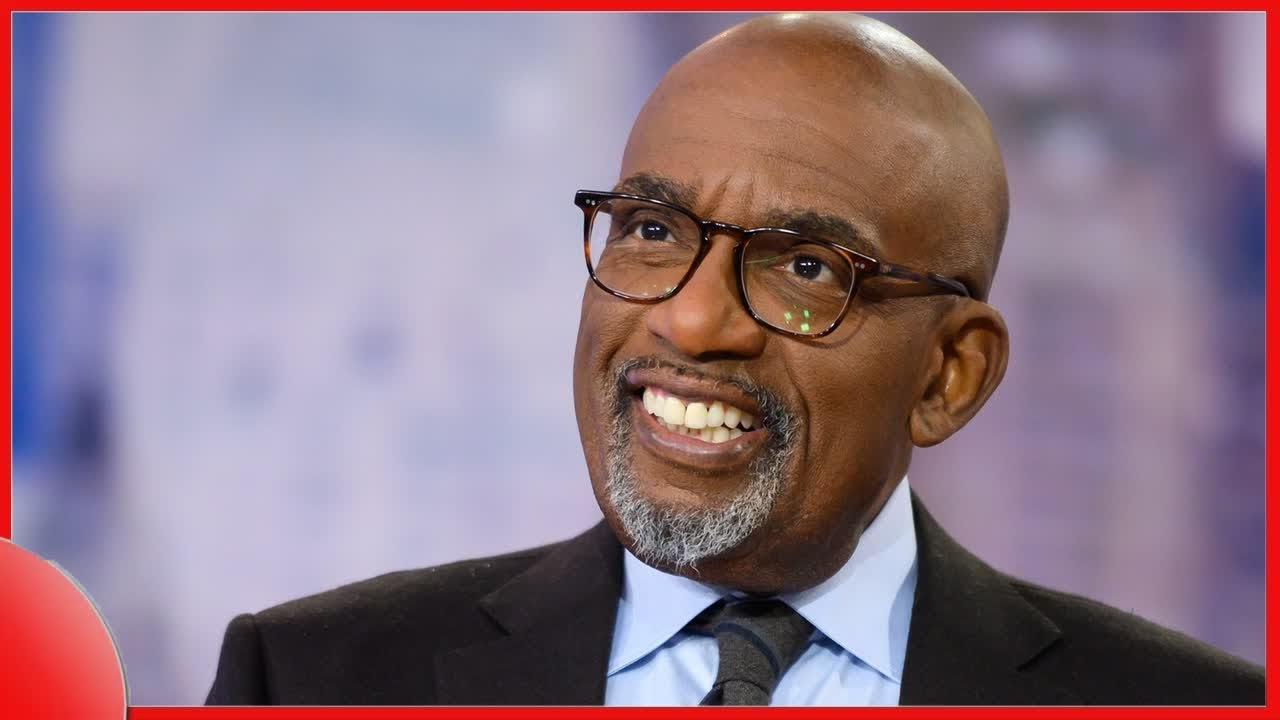 Look At God:  Al Roker Is Back on 'TODAY' After Undergoing Prostate Cancer Surgery  [VIDEO]