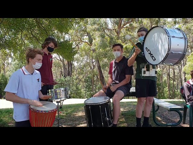 Year 9 Percussion — 2020 Arts & Technology Show