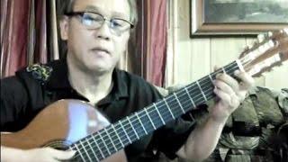 Cho Một Người Nằm Xuống (Trịnh Công Sơn) - Guitar Cover by Hoàng Bảo Tuấn
