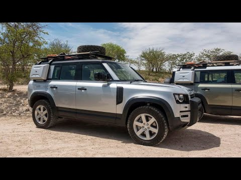 AWESOME! LAND ROVER DEFENDER 2020 REVIEW