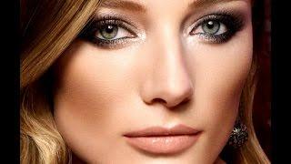 Бронзовый макияж глаз Видео урок от Орифлейм бронзовый макияж