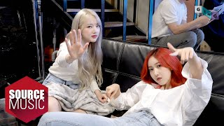 [G-ING] YERIN & SINB's Random Play Dance - GFRIEND (여자친구)