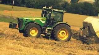 Traktory & Kombajny *Sezona 2014* John Deere 8310R,8320R,8360RT,6210R (ORAGRO)
