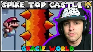 Super Gracie World: That Cat's Outta The Bag! Part 2 Of A Great Super Mario World Hack