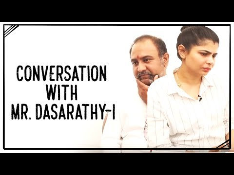 Conversation with Mr Dasarathy - On the functioning of the Dubbing Union and more - Part 1