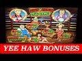 HEE HAW BONUS PLAY @ Graton Casino | NorCal Slot Guy