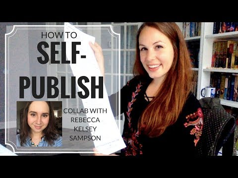 How to Self Publish Your First Book | My Step-by-Step Publishing Plan for Beginners