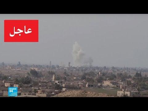 عاجل: تنظيم -الدولة الإسلامية- يتبنى هجوما ضد مجلس منبج العسكري في شمال سوريا